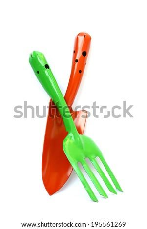 Shovel - stock photo