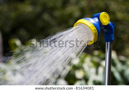 shower - stock photo