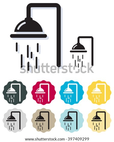 Shower Head - Icon - Image File