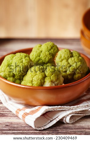 Sicilian Broccoli - stock photo