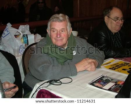 Sid Bernstein - stock photo