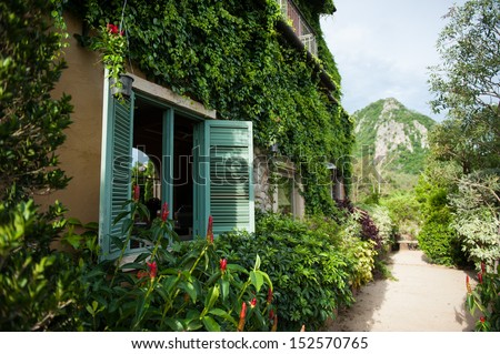 Side of Primo Posto, Khaoyai, Thailand