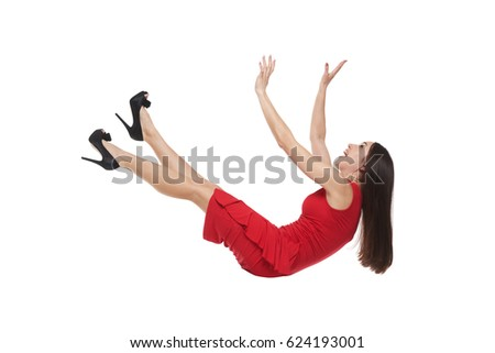 Woman Falling Stock Images Royalty Free Images Amp Vectors