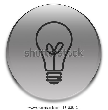Sign About Lamp Or Meaning Idea