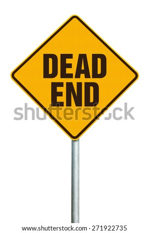 Sign - Dead End