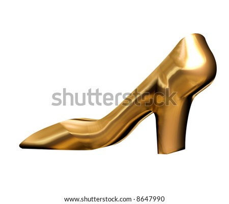 golden slippers stock photos royalty free images vectors shutterstock. Black Bedroom Furniture Sets. Home Design Ideas