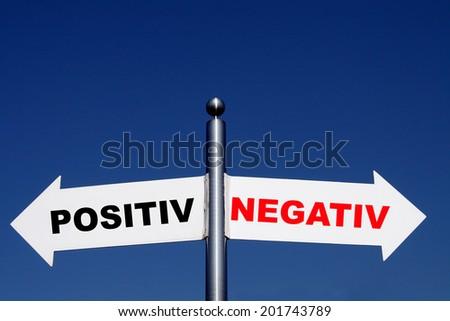 Film negativ positiv