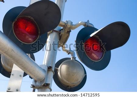 Signal - stock photo