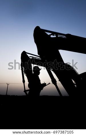 oilfield stock images royaltyfree images amp vectors