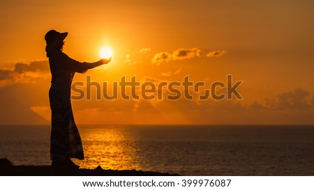 stock-photo-silhouette-of-young-woman-in