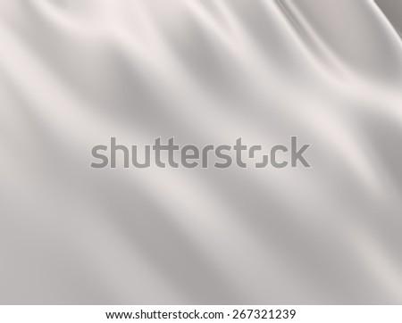 Silk - stock photo