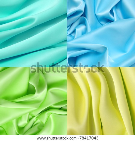 silk - stock photo