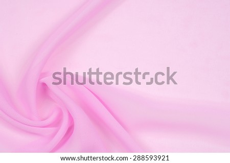 Silk fabric texture. background. pink color. red-violet, ruby, bittersweet, orange tea rose, orchid , cerise pink , Hollywood cerise - stock photo
