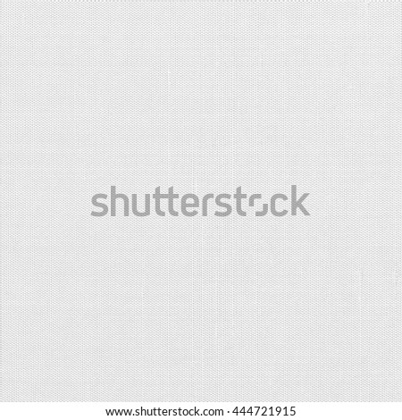 Silk fabric wallpaper texture pattern background in light pale white gray grey color tone: Fine natural cotton Thai linen cloth textured organic fiber textile backdrop sepia tan toned colour - stock photo
