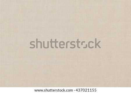 Silk fabric wallpaper texture pattern background in light pale yellow cream beige color tone: Fine natural cotton Thai silk detail textured organic fiber textile backdrop gold sepia tan toned colour - stock photo