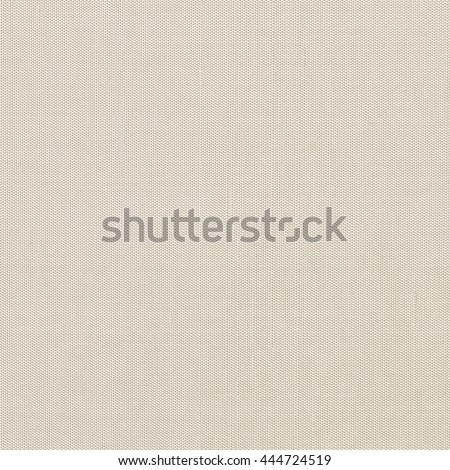Silk fabric wallpaper texture pattern background in light pale yellow cream beige color tone: Fine natural cotton Thai linen cloth textured organic fiber textile backdrop gold sepia tan toned colour - stock photo