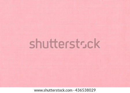 Silk fabric wallpaper texture pattern background in light pastel pale sweet pink color tone: Fine natural raw Thai silk detail textured organic fiber textile backdrop in warm old rose  toned colour - stock photo