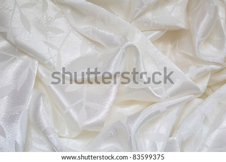 Silk texture - stock photo