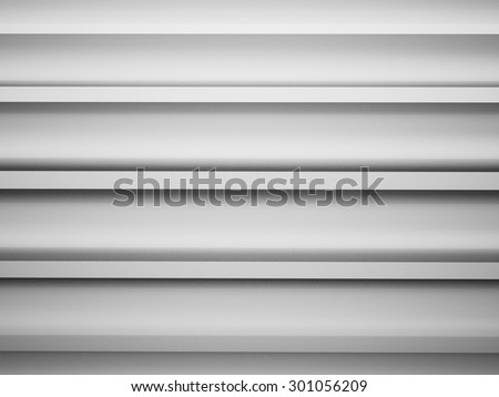 Silver abstract tubes background rendered