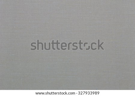 Silver and gray/grey woven tweed cotton cloth fragment for use as an advertisement background/message, or for use as wallpaper. - stock photo