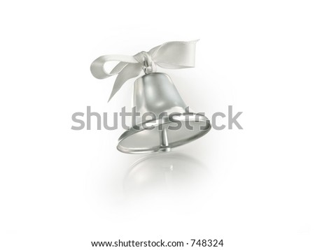 Silver anniversary. - stock photo