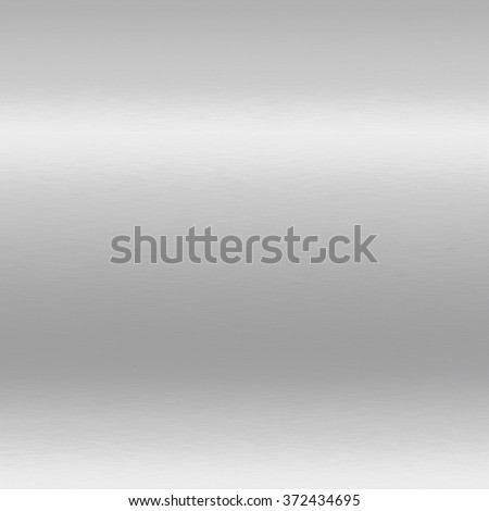 silver background texture, stainless metal texture gradient background - stock photo
