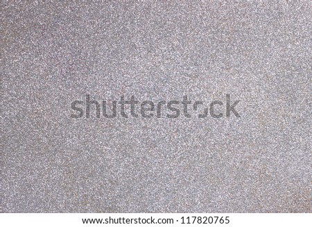 silver background with copy space - stock photo
