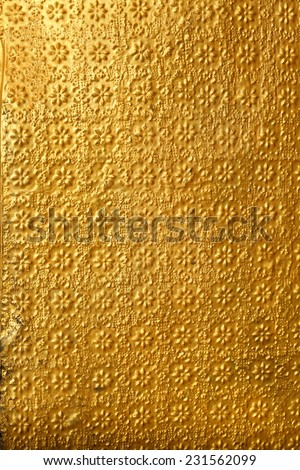 silver bracelet - stock photo