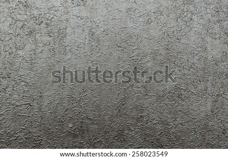 Silver grey paper texture - stock photo