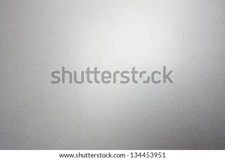 Silver metal background chrome texture - stock photo