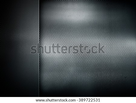 silver metal texture background - stock photo