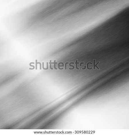 silver metal texture gray abstract background - stock photo