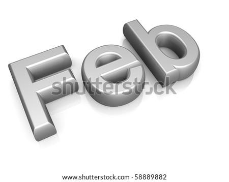 Silver Month September Short Form Reflection Stock Illustration ...