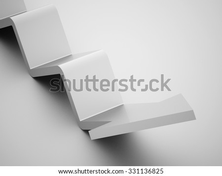 Silver simple business arrows icon rendered