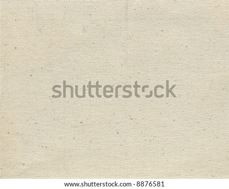 Simple canvas background - stock photo