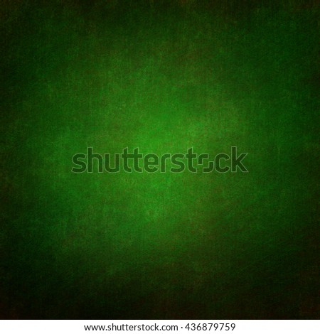 simple green background texture light or simple Christmas background color paper of solid plain background or vibrant backdrop page for app or web for Irish or St.Patrick's day holiday, green grass - stock photo