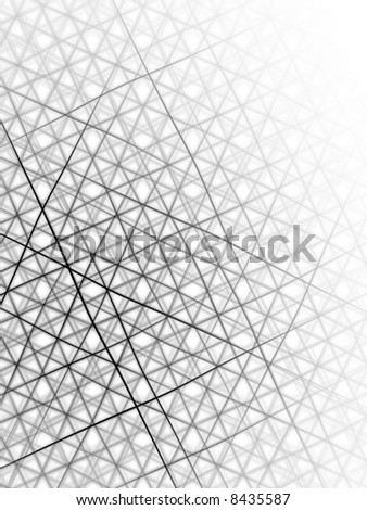 simple grid background - stock photo