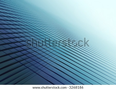 simple tech background - stock photo