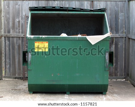 simply plain dumpster
