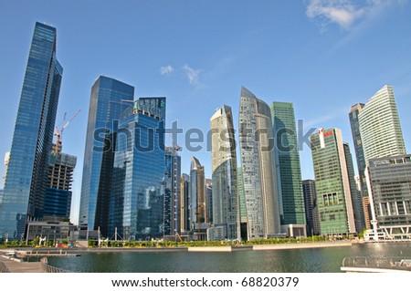 Singapore - stock photo