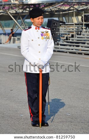 Malay warrant officer carfuck 4