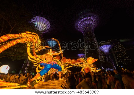 Garden By The Bay Mid Autumn Festival 2014 gardenthe bay mid autumn festival 2016 september 11 lanterns