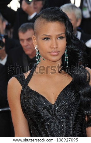 "Singer Cassie at the gala screening of ""Killing Them Softly"" in competition at the 65th Festival de Cannes. May 22, 2012  Cannes, France Picture: Paul Smith / Featureflash"