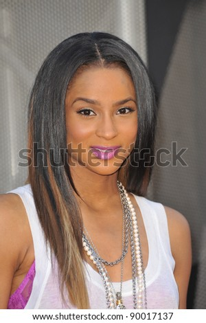 "Singer Ciara at the Los Angeles premiere of ""Transformers: Revenge of the Fallen"" at the Mann Village Theatre, Westwood. June 22, 2009  Los Angeles, CA Picture: Paul Smith / Featureflash"