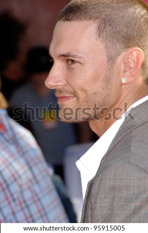 Kevin Federline Premieres Lose Control Teen Choice