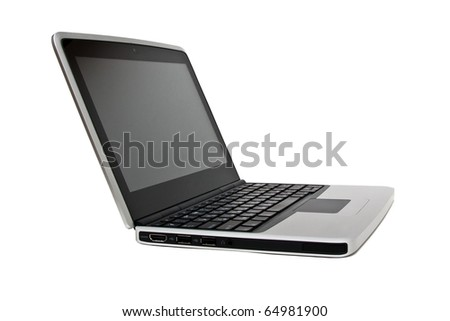 Single netbook (laptop)