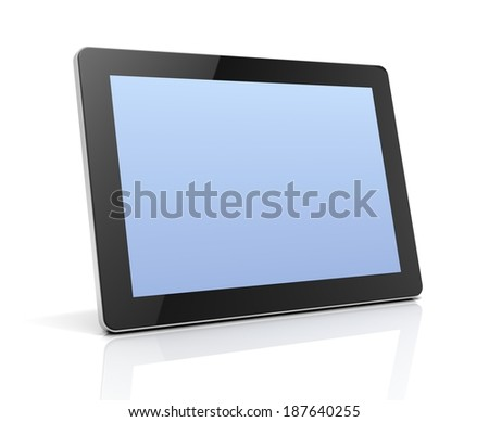 single tablet computer