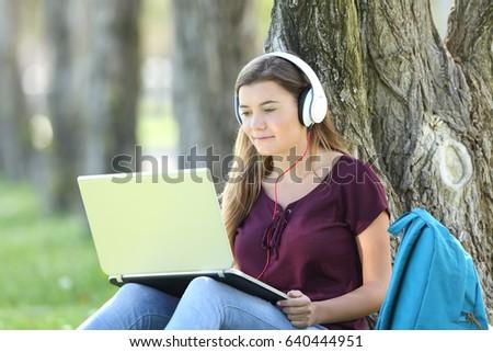 video teen on line