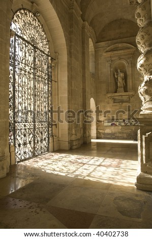 Siracusa, Dome, Square, Sicily, Italy - stock photo