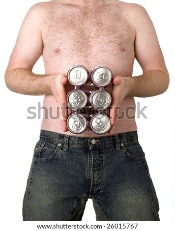 Six Pack? - stock photo